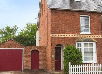 Thumbnail 4 bedroom end terrace house for sale in Springfield Road, Wantage