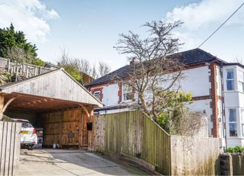 Thumbnail 2 bed semi-detached house for sale in St. Johns Road, Ventnor