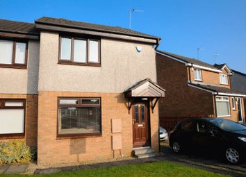 Thumbnail 2 bed semi-detached house for sale in Coats Drive, Paisley