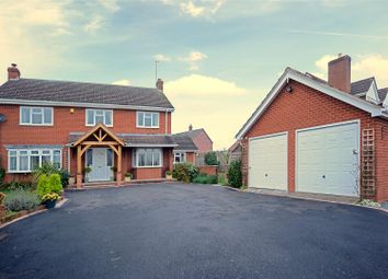 Thumbnail 4 bed property for sale in Nobold, Baschurch, Shrewsbury