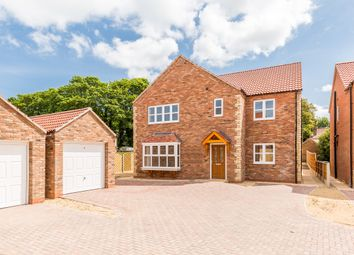 Thumbnail 4 bed detached house for sale in The Highrove Deluxe, Palmer Lane, Barrow-Upon-Humber, North Lincolnshire