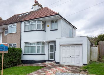 Thumbnail 3 bed semi-detached house for sale in Lakeside Crescent, East Barnet, Herts