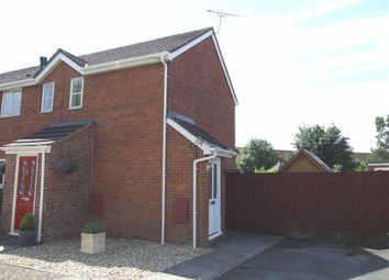 Thumbnail 1 bedroom maisonette for sale in Berryfield Park, Melksham