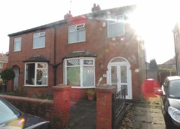 Thumbnail 3 bed semi-detached house for sale in Erlesmere Avenue, Denton, Manchester