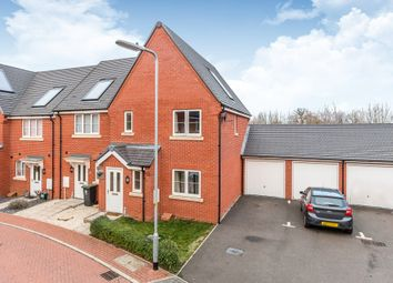 Thumbnail 3 bed end terrace house for sale in Tees Avenue, Rushden