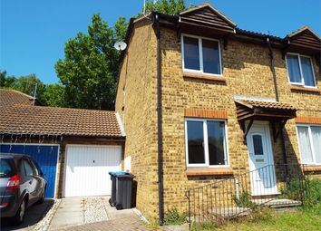 Thumbnail 2 bedroom semi-detached house for sale in Curlinge Court, Ramsgate