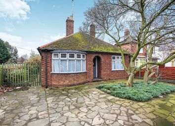 Thumbnail 4 bed detached bungalow for sale in Oxney Road, Peterborough
