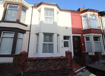Thumbnail 3 bed terraced house for sale in Warwick Road, Bootle