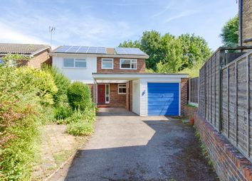 Thumbnail 4 bed detached house for sale in Belle Vue Road, Ware