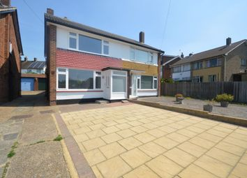 Thumbnail 3 bed terraced house to rent in Longford Gardens, Sutton