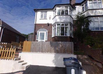 Thumbnail 3 bed semi-detached house for sale in Farrington Road, Erdington, Birmingham, West Midlands