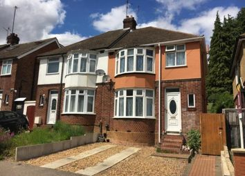 3 bed semi-detached house for sale in Meyrick Avenue, Luton, Bedfordshire LU1