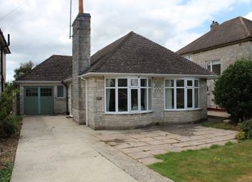 Thumbnail 2 bed detached bungalow to rent in Dorchester Road, Weymouth