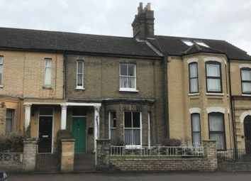 Thumbnail 2 bed terraced house for sale in Station Road, Beccles, Suffolk
