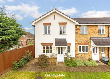 Thumbnail 3 bed end terrace house for sale in Liberty Walk, St Albans, Hertfordshire