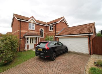 Thumbnail 4 bed detached house for sale in Barber Close, Armthorpe, Doncaster