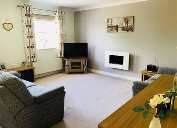Thumbnail 2 bed flat for sale in Acton Hall Walks, Acton, Wrexham