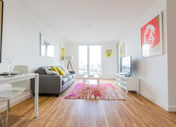 Thumbnail 2 bed flat for sale in 8 Elmira Way, Salford Quays