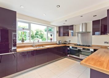 Thumbnail 3 bed property to rent in Vale Road, Weybridge