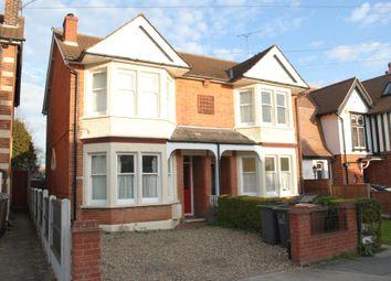 Hill Road, Chelmsford CM2. 2 bed maisonette
