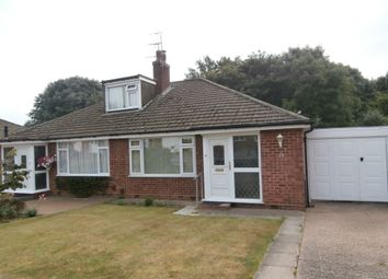 Thumbnail 2 bedroom semi-detached bungalow for sale in Arden Road, Hollywood, Birmingham