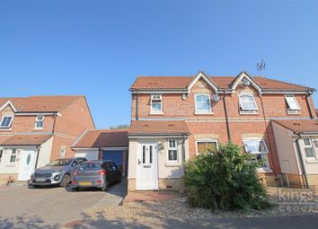 Albert Gardens, Church Langley, Harlow CM17. 3 bed semi-detached house
