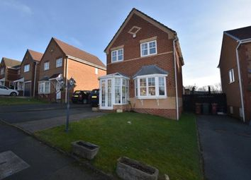 Thumbnail 3 bed detached house for sale in Aintree Drive, Lower Darwen, Darwen, Lancashire
