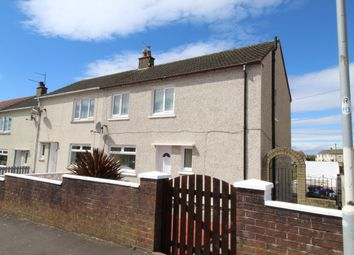 Thumbnail 3 bed terraced house for sale in Mcgillivray Avenue, Saltcoats