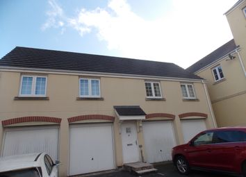 Thumbnail 2 bed flat to rent in Kelly Bray, Callington, Cornwall