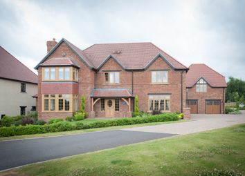 Thumbnail 5 bedroom detached house for sale in Mill Green Grove, Aldridge, Walsall