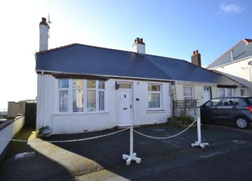 Thumbnail 3 bed semi-detached bungalow for sale in Wellington Road, Hakin, Milford Haven