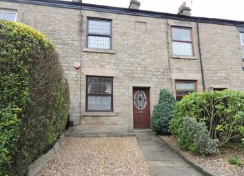 Thumbnail 2 bed terraced house for sale in Compstall Road, Marple Bridge, Stockport