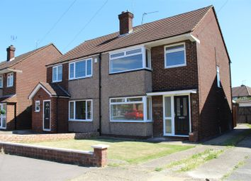 Thumbnail 3 bed semi-detached house for sale in Roundmoor Drive, Cheshunt, Herts