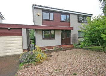 Thumbnail 4 bed detached house to rent in Dean Road, Longniddry