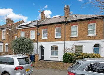 Thumbnail 2 bed terraced house for sale in Montgomery Road, Chiswick, London