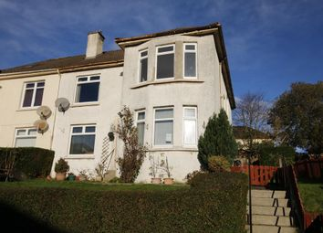 Thumbnail 3 bed flat for sale in 116 Kestrel Road, Knightswood, Glasgow