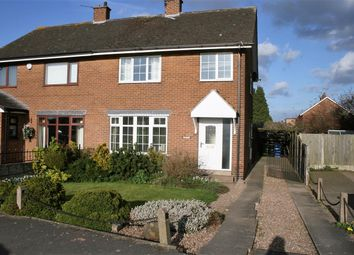 Thumbnail 3 bed semi-detached house to rent in The Oval, Retford