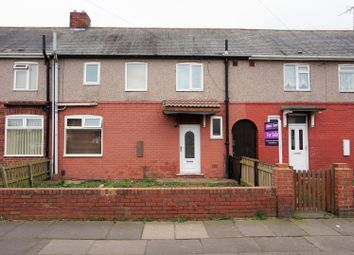 Thumbnail 3 bed terraced house for sale in Laburnum Avenue, Thornaby On Tees