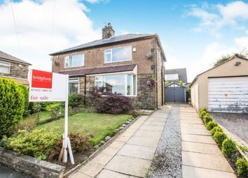 Thumbnail 2 bed semi-detached house for sale in Paddock Lane, Halifax, West Yorkshire