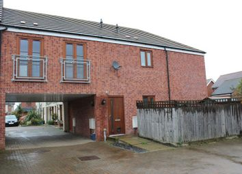 Thumbnail 1 bedroom property for sale in Lydney Close, Broughton, Milton Keynes