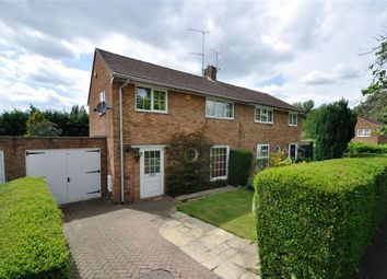 Thumbnail 3 bed semi-detached house for sale in The Commons, Welwyn Garden City, Hertfordshire