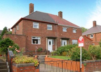 Thumbnail 3 bed semi-detached house for sale in Lister Avenue, Sheffield, South Yorkshire