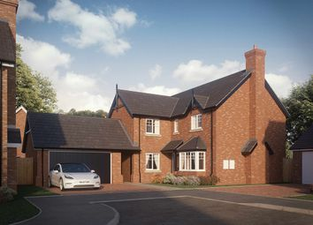 Thumbnail 4 bedroom detached house for sale in Off Shrewsbury Road, Hadnall