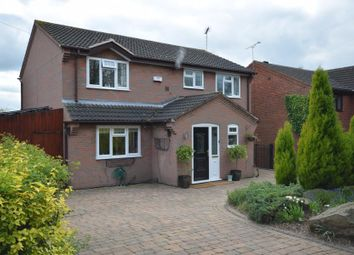 Thumbnail 4 bed detached house for sale in Sinfin Moor Lane, Chellaston, Derby
