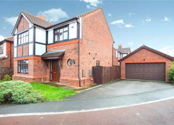 Thumbnail 4 bed detached house for sale in St. Georges Way, Northwich