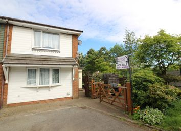 Thumbnail 2 bedroom mews house for sale in Spinney Close, Spire Hollin, Glossop
