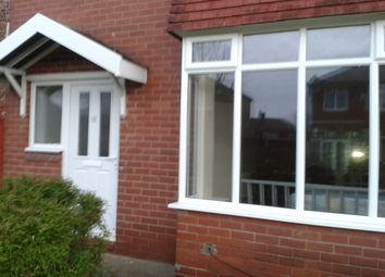Thumbnail 4 bedroom semi-detached house to rent in Endsliegh Road, Withington, Manchester