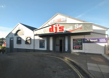 Thumbnail Pub/bar for sale in Market Square, Ilfracombe
