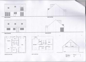 Thumbnail Land for sale in @ Afonwy Cottage, Pontrug, Caernarfon