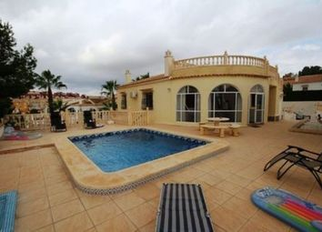 Thumbnail 3 bed villa for sale in Spain, Valencia, Alicante, Villamartin